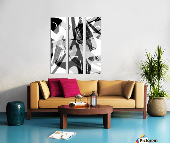 A S U Split Canvas print