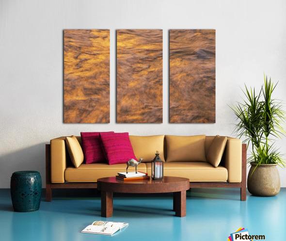 Lake Erie waves 1 Split Canvas print