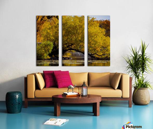 Arc de Treeomph Split Canvas print
