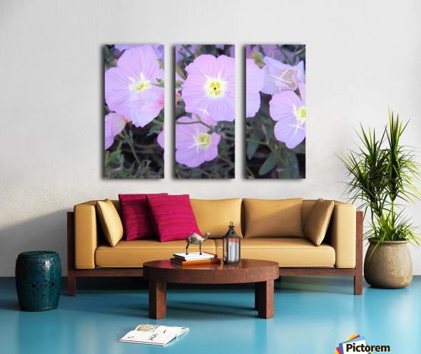 Flowers Toile Multi-Panneaux