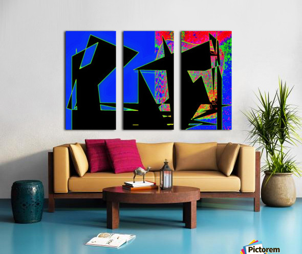 ComeTogetherOverME Split Canvas print
