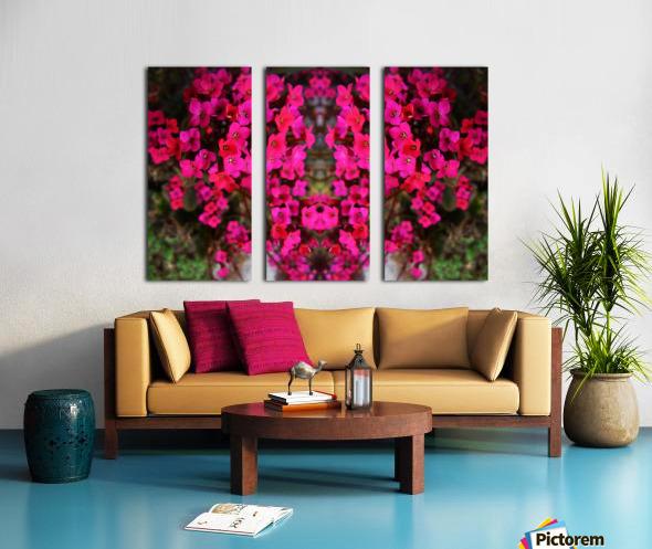 flower29 Split Canvas print