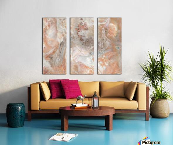 Jupiter Split Canvas print