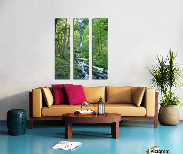 Forest Dreams Split Canvas print