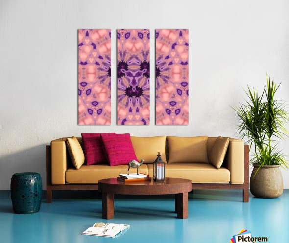KL2  Split Canvas print