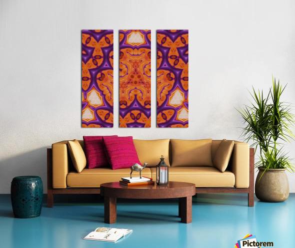 KL3  Split Canvas print