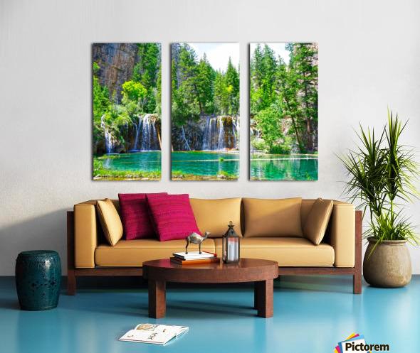 Wild Colorado Split Canvas print