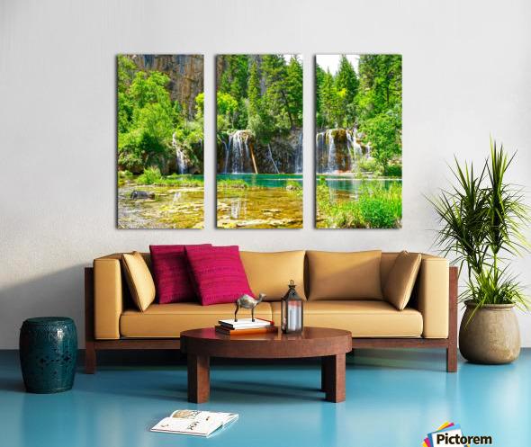 Beautiful Colorado Split Canvas print