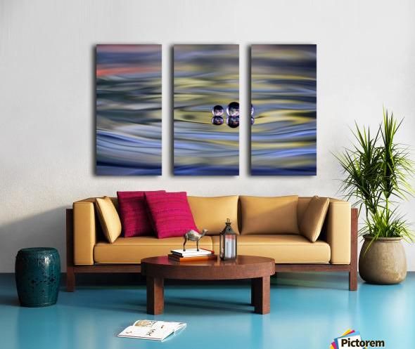 oO Split Canvas print
