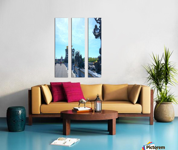 Immortal Paris 4 of 7 Split Canvas print