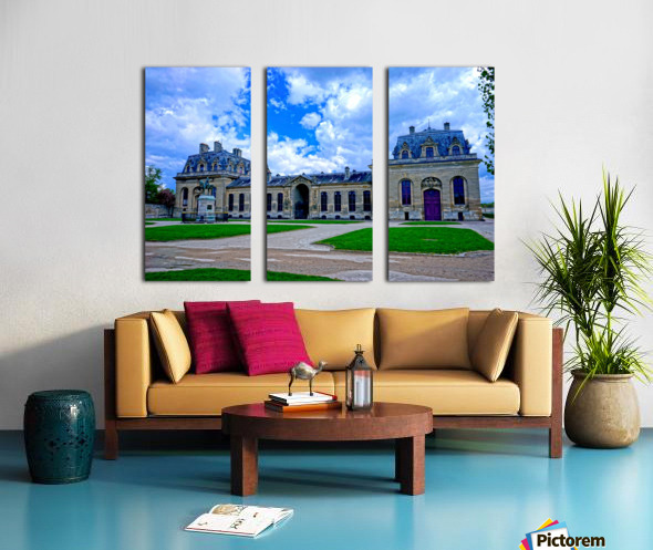 Chateaus of France 7 Split Canvas print