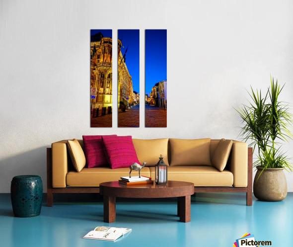 Beautiful Belgium 3 of 7 Split Canvas print