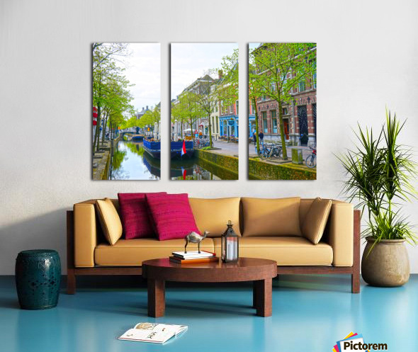 A Dream of the Netherlands 3 of 4 Split Canvas print