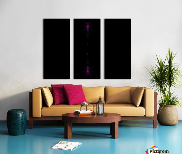 Portal  144  Split Canvas print