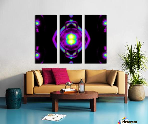 Portal  43  Split Canvas print