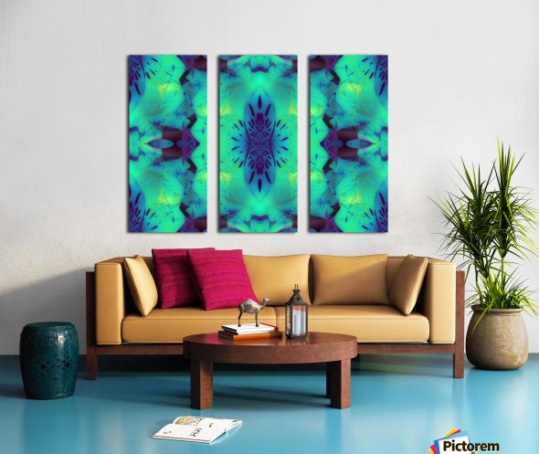 Portal  135  Split Canvas print