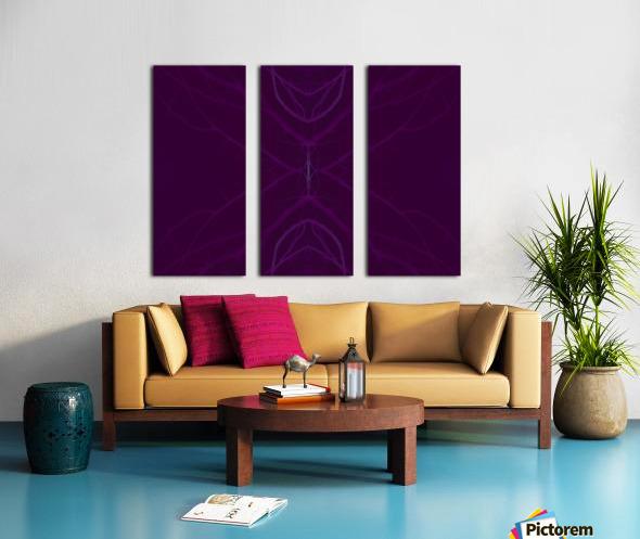 Portal  11  Split Canvas print