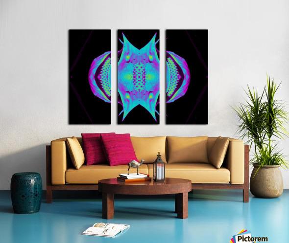 Portal  76  Split Canvas print