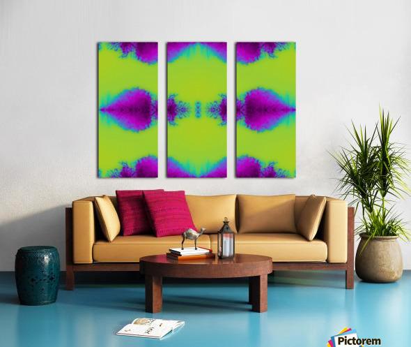 Portal  82  Split Canvas print