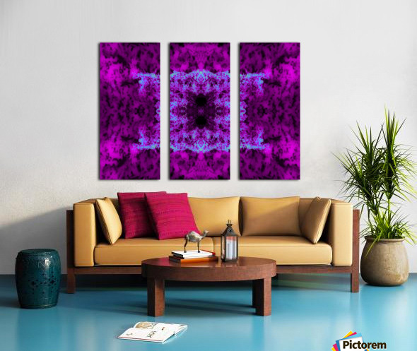 Portal  90  Split Canvas print
