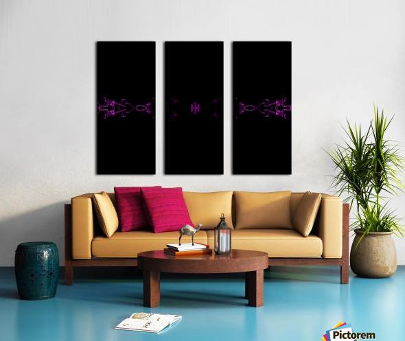 Portal  69  Split Canvas print