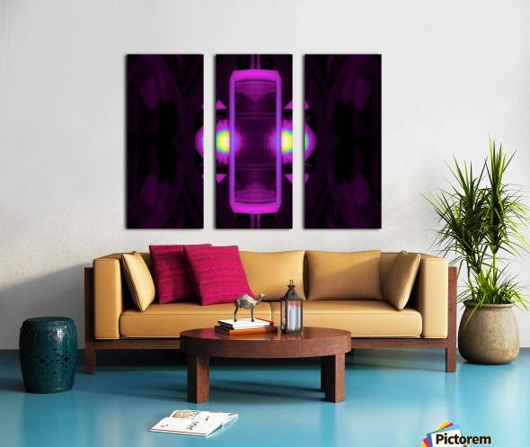 Portal  20  Split Canvas print