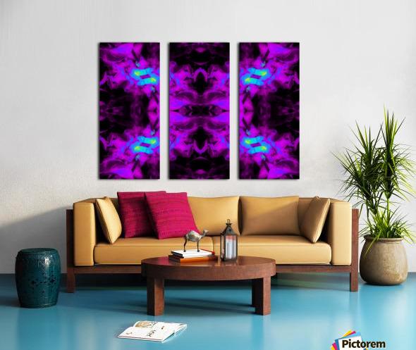 Portal  85  Split Canvas print
