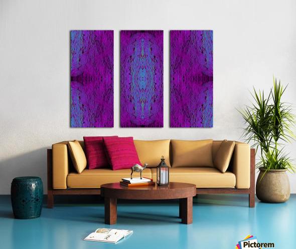Portal  107  Split Canvas print