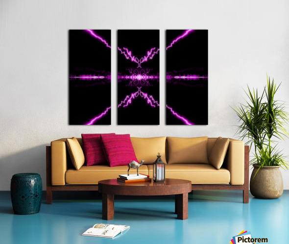Portal  67  Split Canvas print