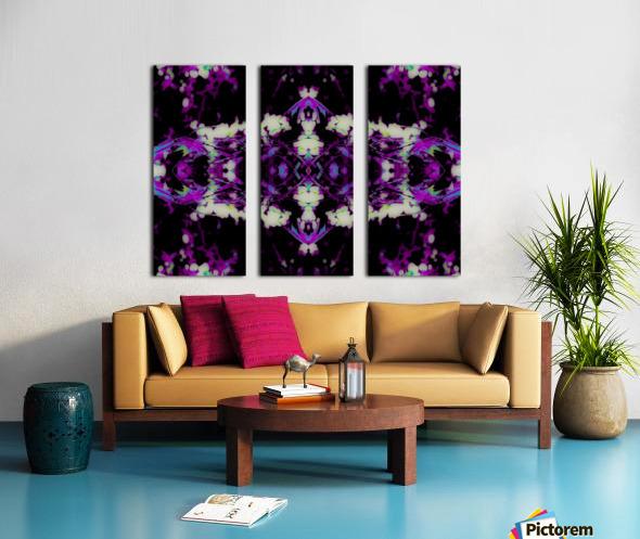 Portal  77  Split Canvas print