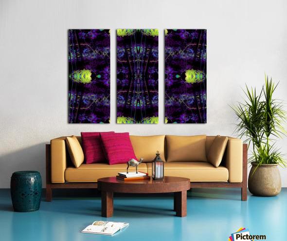 Portal  47  Split Canvas print