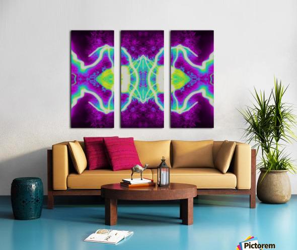 Portal  74  Split Canvas print