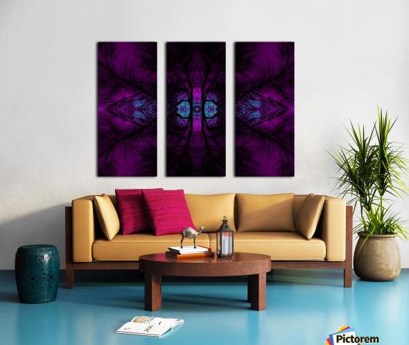 Portal  10  Split Canvas print
