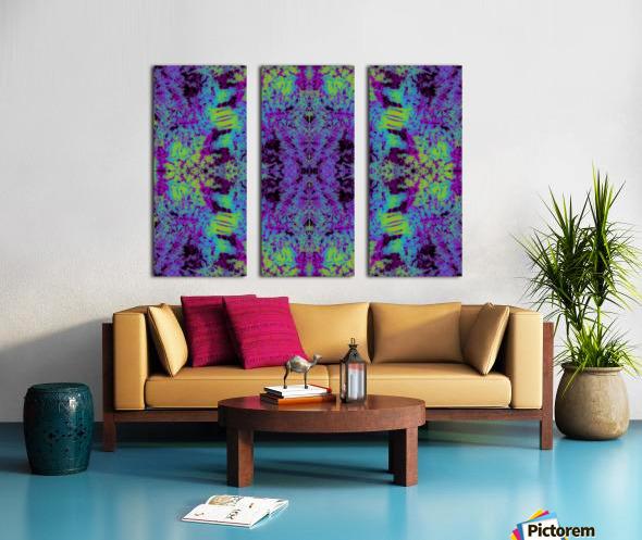 Portal  35  Split Canvas print