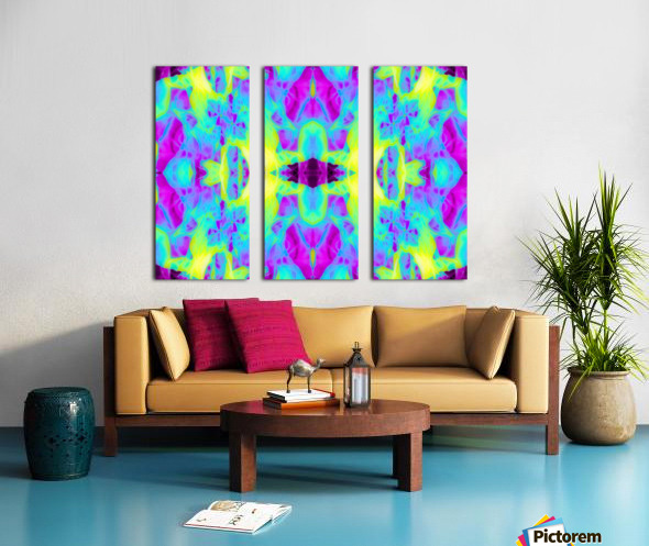 Portal  54  Split Canvas print