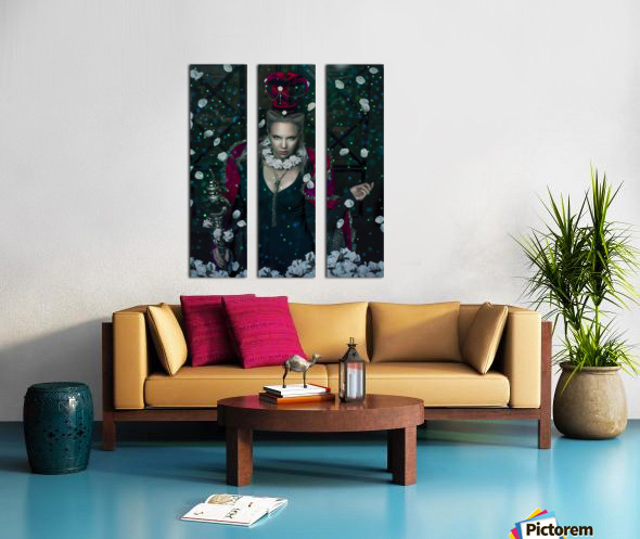 Majestic Feria Split Canvas print
