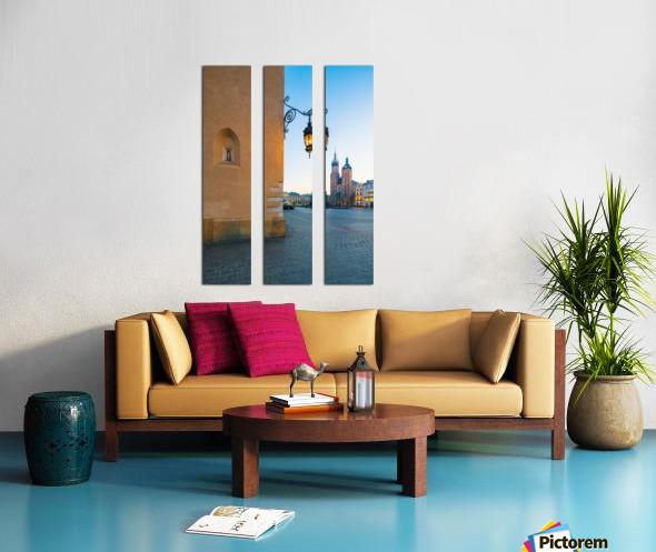 KRAKOW 02 Split Canvas print