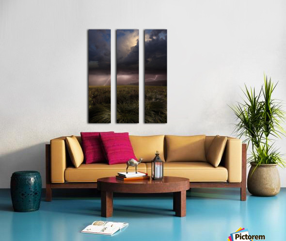 Summer Lights by Franz Schumacher  Split Canvas print