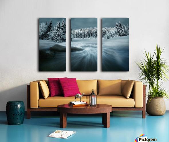 Just a Dream Split Canvas print