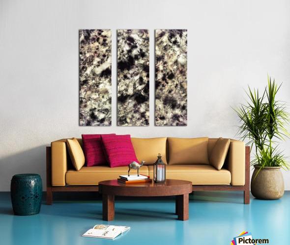 Only Split Canvas print