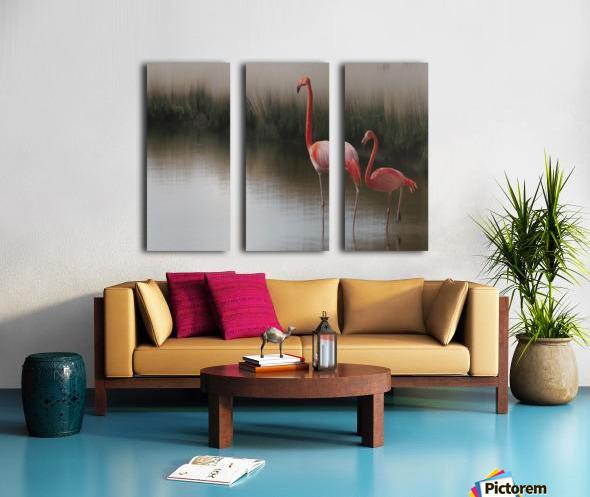 ... Split Canvas print