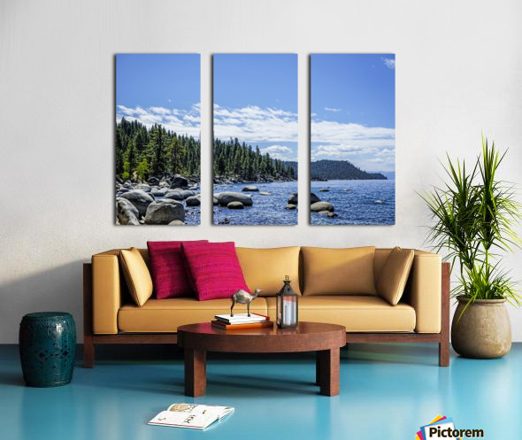 Out West 6 of 8 Split Canvas print