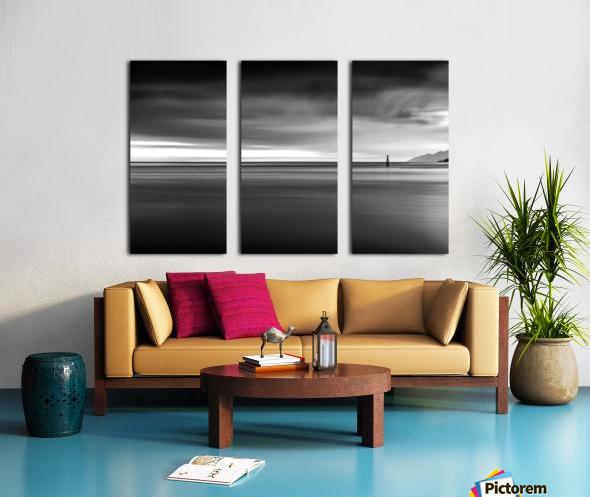 Calming Seas Split Canvas print