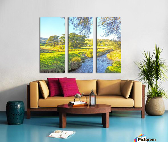 One Day in Wales 3 of 5 Split Canvas print
