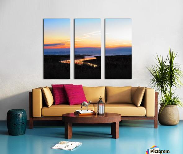 20181211 IMG 2903 Split Canvas print
