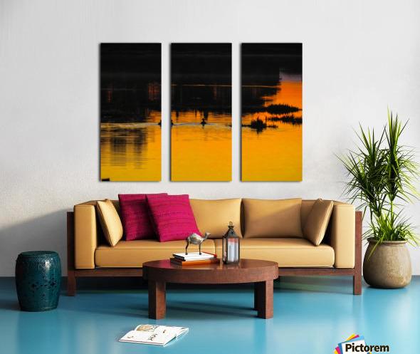20181211 IMG 2910 Split Canvas print