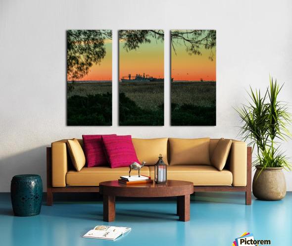 20190101 DSC 0114 2 Split Canvas print