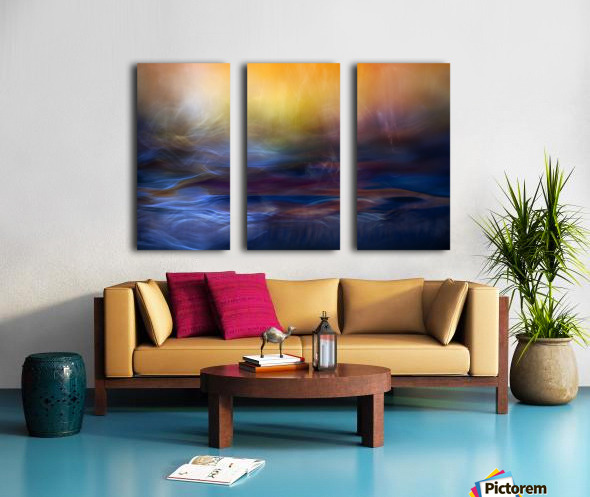 Inner Peace Split Canvas print