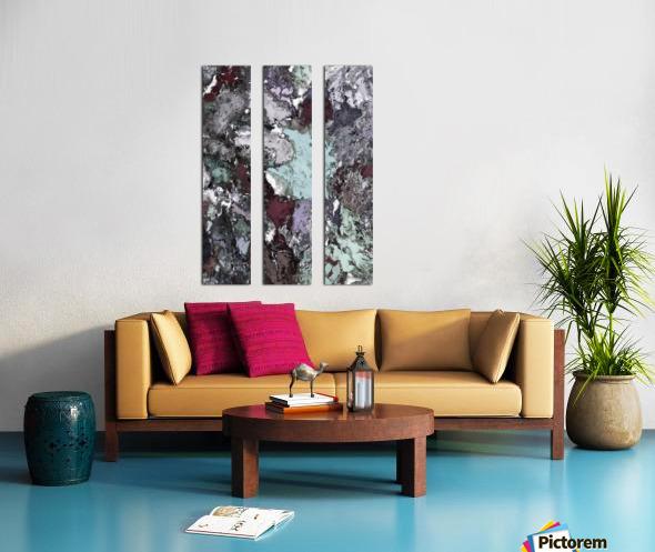 Close call Split Canvas print