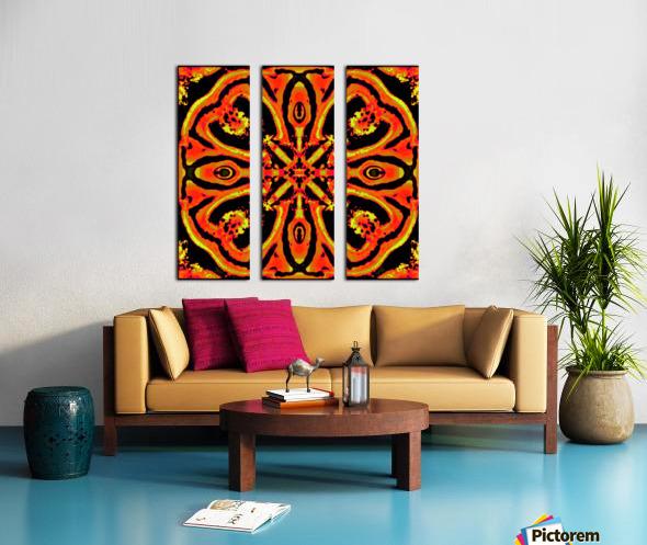 SOLAR  CROSS  269245  Split Canvas print